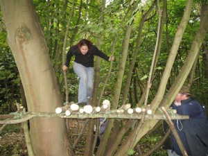 Forest School Treehouse