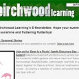 Welcome to Birchwood Learning's E-Newsletter. Hope your summer is full of dappled leafy sunshine and fluttering flutterbys! Website update – Seasonal Stories Summer-time facts, folklore and stories are now uploaded to our website. Take a look here. Join us for 'Bear-ly a Picnic' Family Discovery Day – Saturday 25th August Belladonna Bushcraft and Birchwood Learning have teamed up with [...]